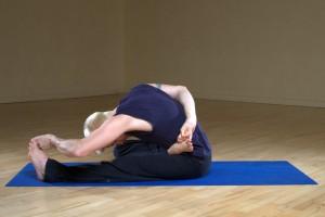 'twas a tough yoga night