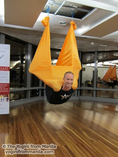 Defy Gravity And Be A Free Spirit With Antigravity Yoga The Yogini
